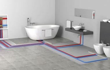 Realizzazione impianti idraulici style casa - Impianto idraulico a norma ...